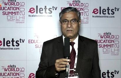 A.H. Rajasab, Vice Chancellor, Tumkur University