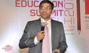 Ankur Gupta, CEO, Campus Mall