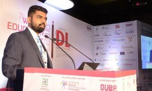 Chandrashekhar, CEO, Jain Group of Schools (Moderator)