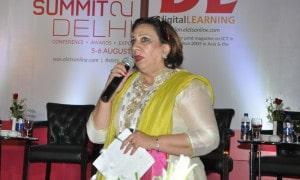 Dr Neeta Bali, Head, Kasiga School, Dehradun