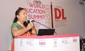 Shalini Nambiyar, Vice President, GEMS education (MODERATOR)