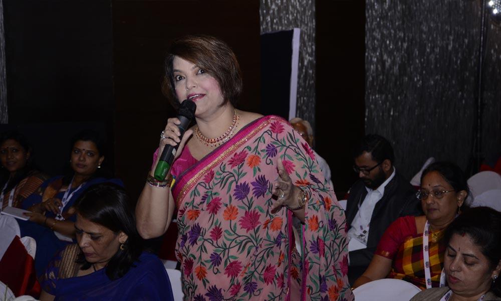 Dr Vandana Lulla, Director, Podar Group of International Schools, Mumbai