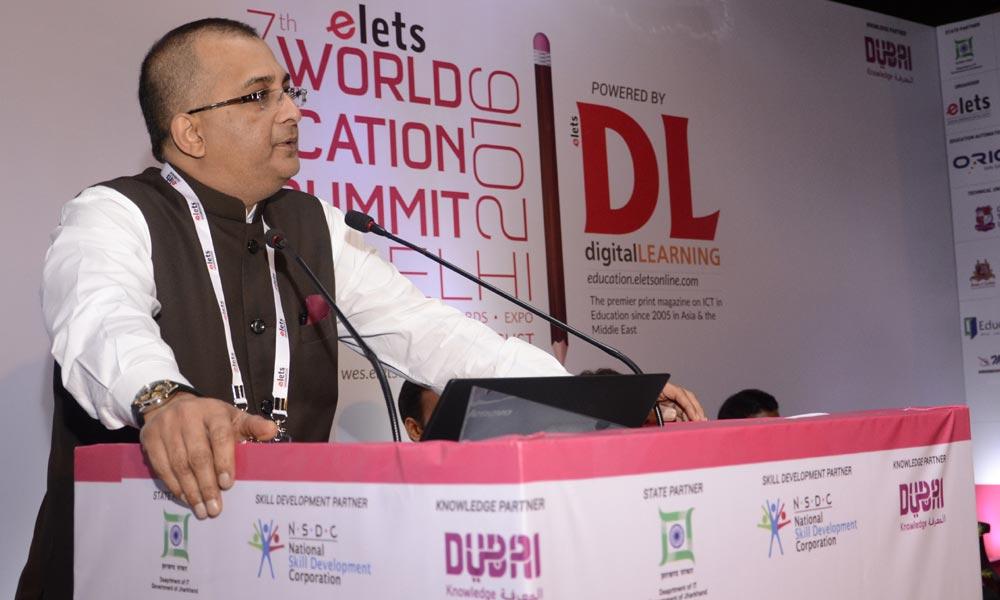 Gautam Goradia, CEO, COM-SUR