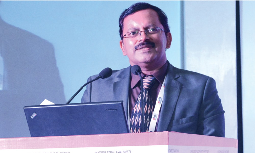 GEORGE KURUVILLA, Chairman & Managing Director, Broadcast Engineering Consultants India Limited (BECIL)