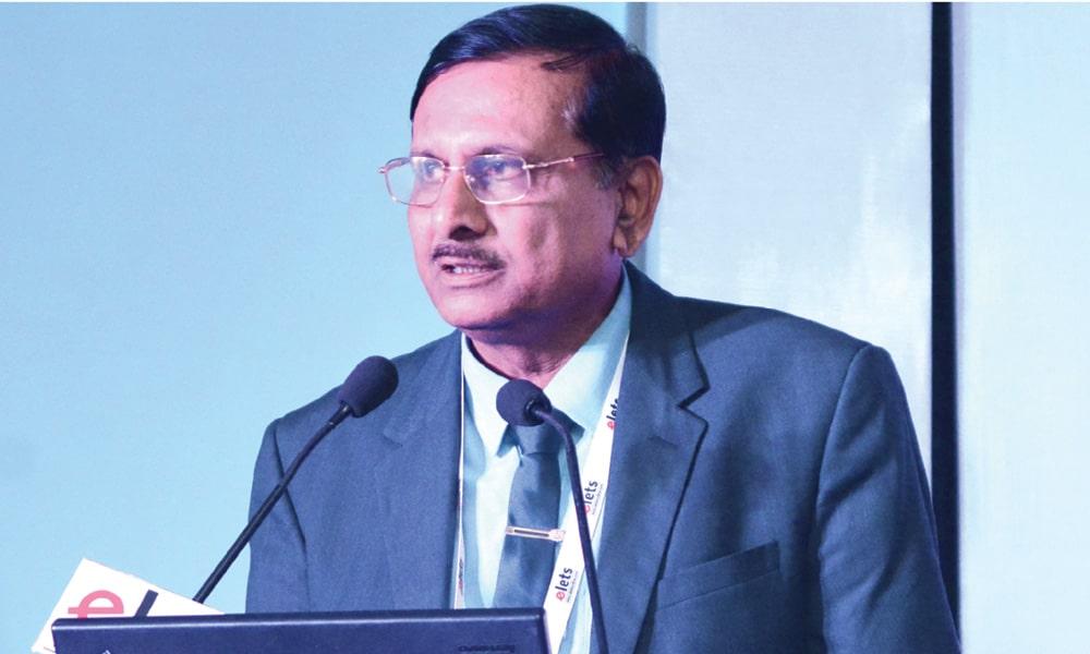 S. B. HOSAMANI, Vice Chancellor, Rani Chennamma University, Karnataka