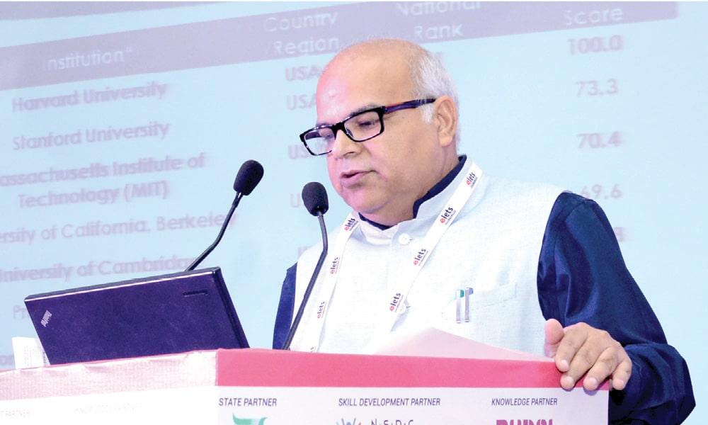 TANKESHWAR KUMAR, Vice Chancellor, Guru Jambeshwar University of Science and Technology
