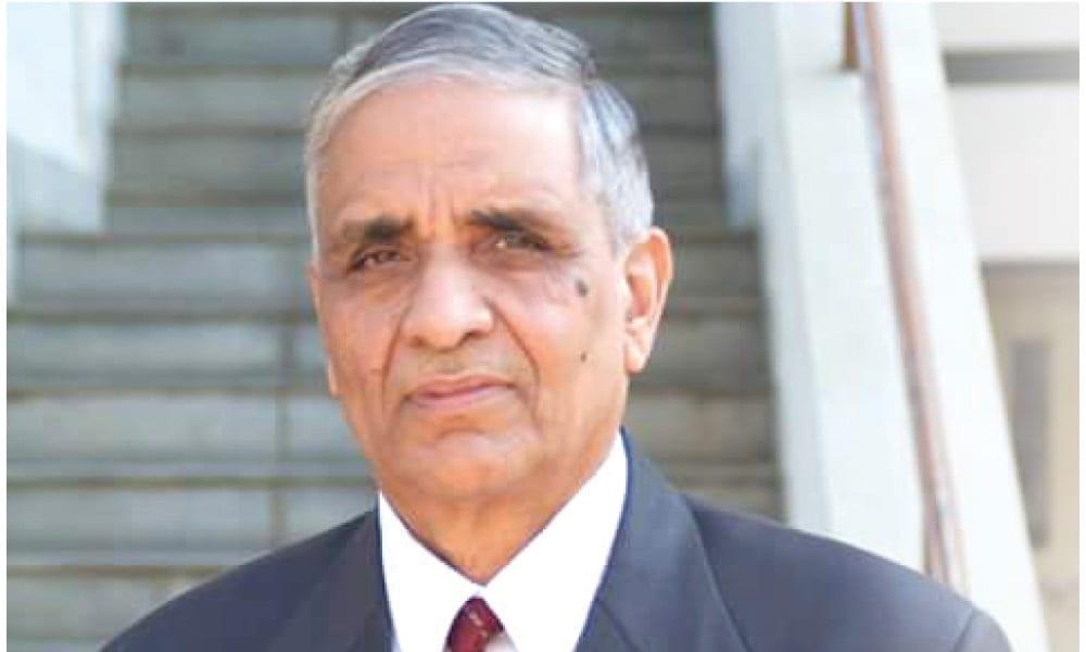 H L VERMA, Vice Chancellor, Jagan Nath University, Haryana
