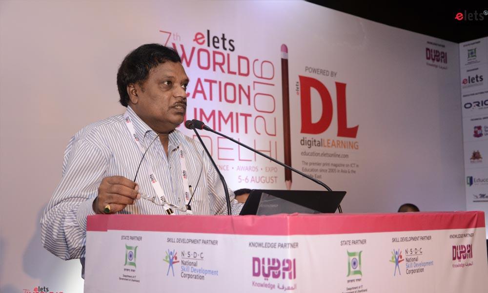 MVV Prasada Rao, Director, Central Board of Secondary Education (CBSE)