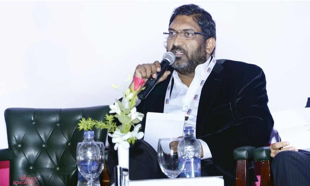 A S GANESH, Founder & Managing Director, Smartkidz Educare India Pvt Ltd
