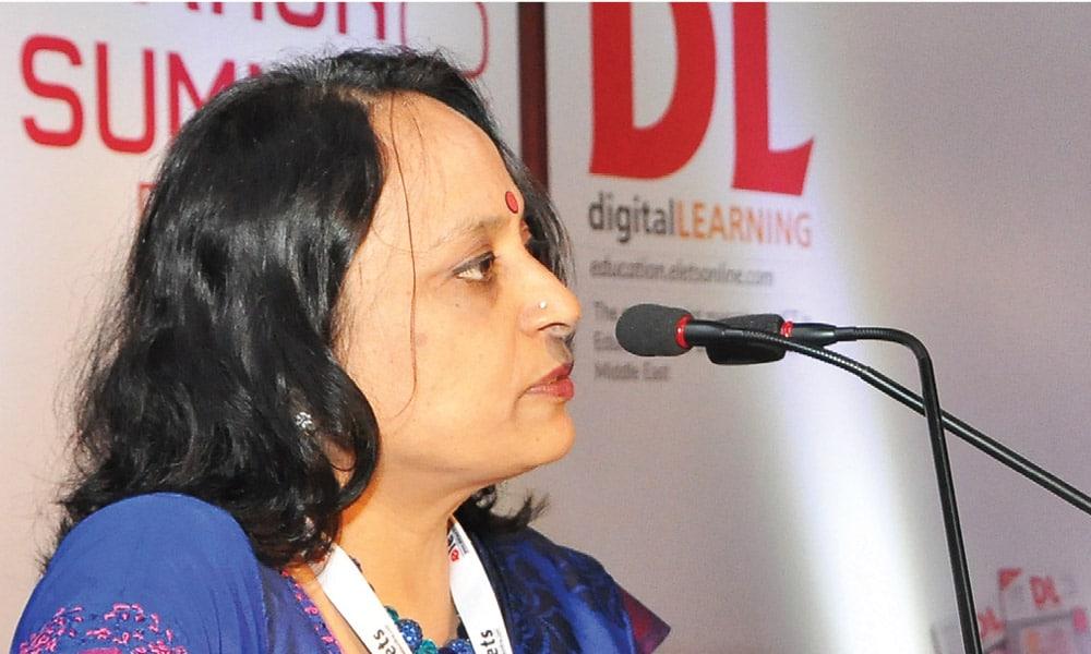 REVATHI SRINIVASAN, Principal, Smt. Sulochanadevi Singhania School, Thane (Moderator)