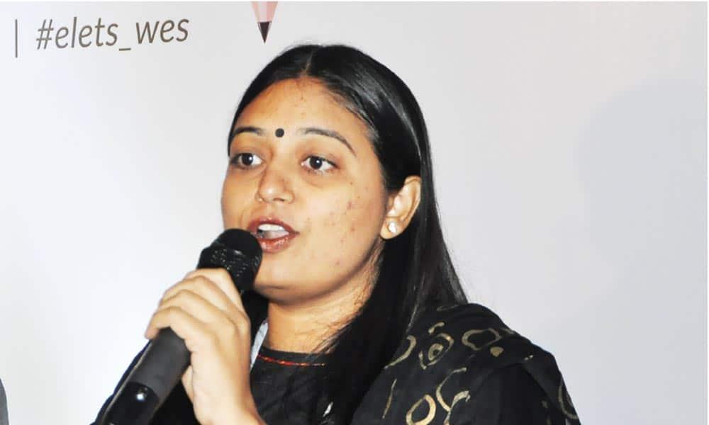 ANAMIKA ANJARIA, Managing Director, Rangoli Group of Institutes