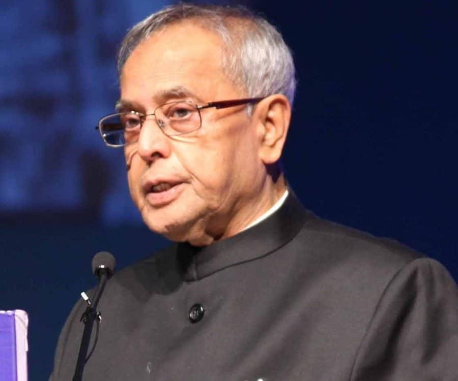 President Mukherjee