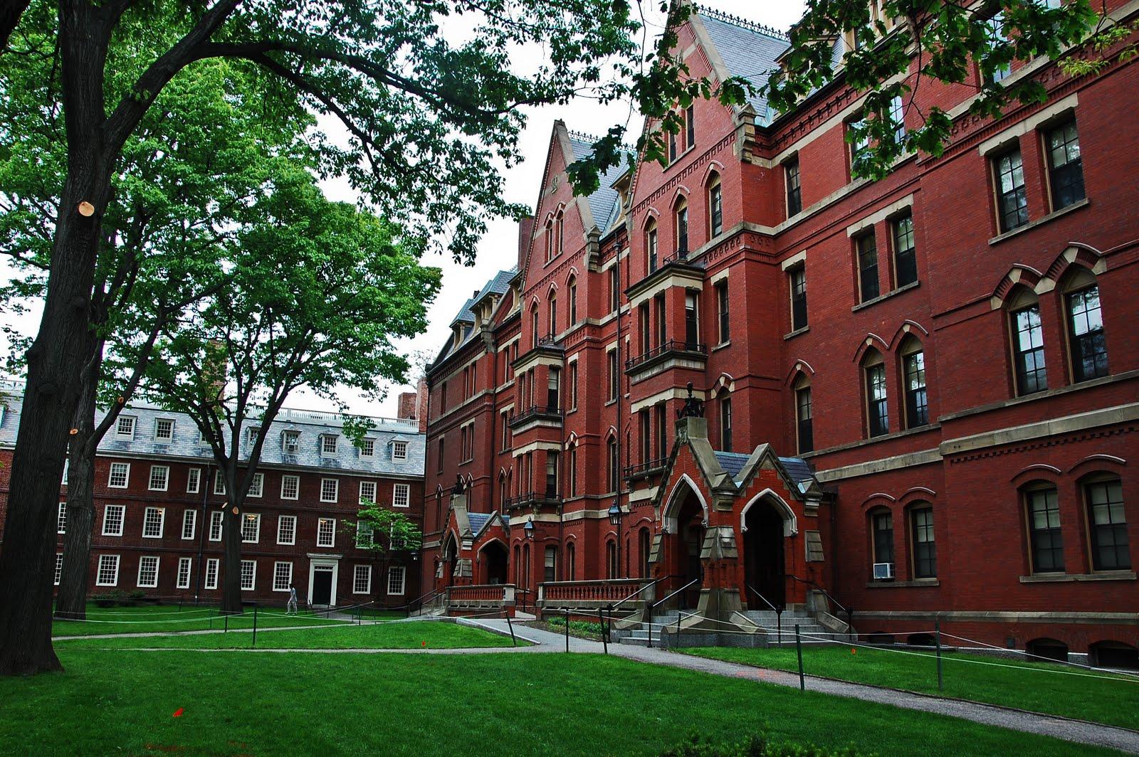 harvard partner universities india