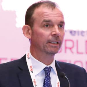 Chris Cobb, Pro Vice-Chancellor (Operations) and Chief Operating Officer, University of London