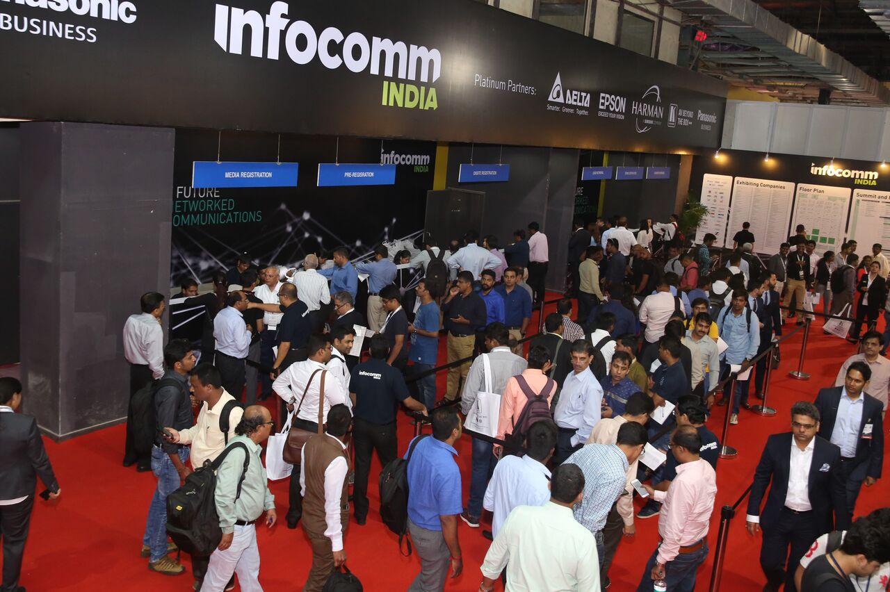 InfoComm India 2017 sets benchmark for visitors, exhibitors