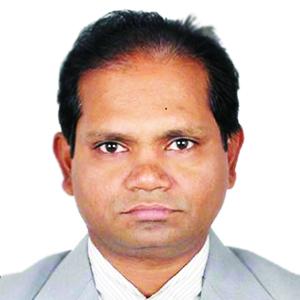 Prof Sarat Kumar Patra