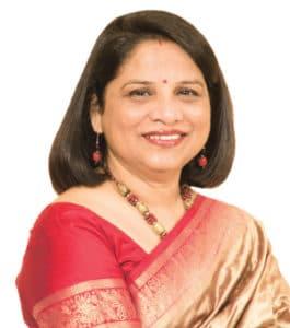 Dr Madhu Chitkara, Chitkara University