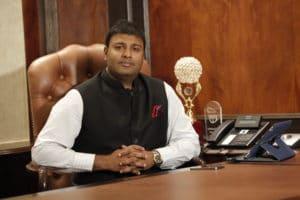 Pankaj Agarwal, Chancellor, Shri Ramwaroop Memorial University and Executive Director, Shri Ramsawroop Memorial Group of Professional Colleges
