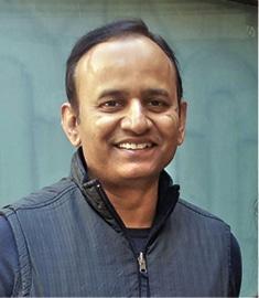 Ravi Ranjan, Mission Director, Jharkhand Skill Development Mission Society
