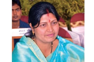 Dr Neera YadavMinister for School & Literacy Department, Higher and Technical Education and Skill Development, Government of Jharkhand