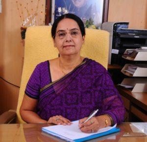 Dr Minu Madlani, Principal, KPB Hinduja College