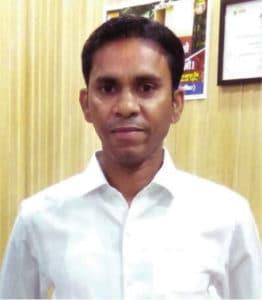 Mahendra Bahadur Singh, District Magistrate, Rampur, Government of Uttar Pradesh