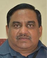Prof (Cdr) RP Singh, Director (Training and Corporate Relations), Shri Ramswaroop Memorial University (SRMU)
