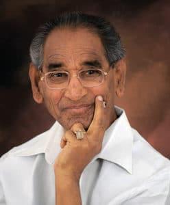 Dr Jagdish Gandhi, Founder-Manager, City Montessori School (CMS), Lucknow