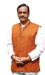 Dr Dinesh Sharma, Deputy Chief Minister, Uttar Pradesh