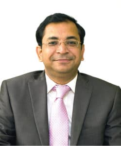 Sumit Gupta, Managing Director, Indiannica Learning Pvt Ltd