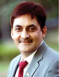 R K Trivedi, Dean, O P Jindal Group of Schools