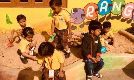 Rangoli Play School