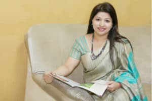 Preeti Kwatra, Chairperson, Petals Group of Schools, for Elets News Network (ENN)