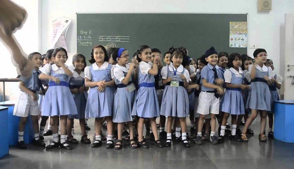 Delhi Schools evaluation