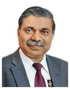 Dr G K Prabhu