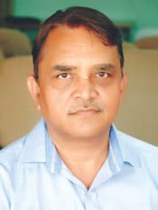 Prof N P Kaushik