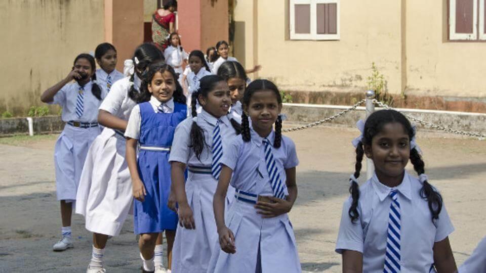Delhi School students