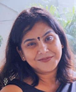 Nandita Basak, Principal, The Chintels School