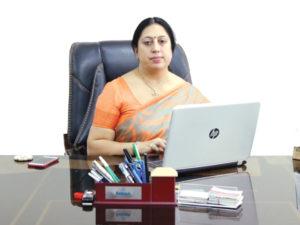 Dr Ritu Dewan, Principal, Dayawati Modi Academy