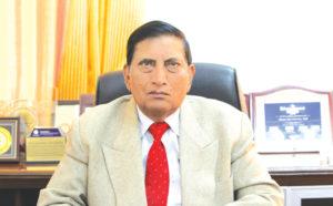 Dr S K Salwan, Vice Chancellor, Apeejay Stya University