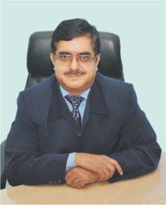 R R Khanna, Director, St. Teresa School, Ghaziabad