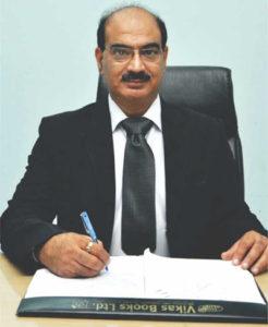 Vijay Kumar Gulati, Director, St. Teresa School, Ghaziabad