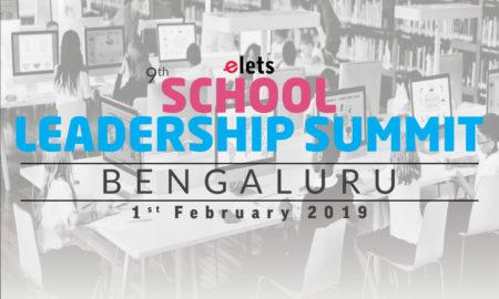 9th school leadership summit bangalore