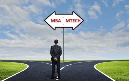 What India needs MBA or M Tech?