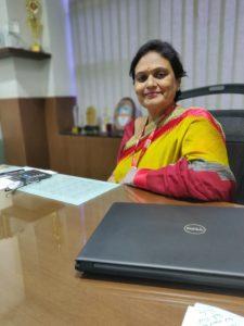 Pratima Sinha, CEO, DSR Educational Society