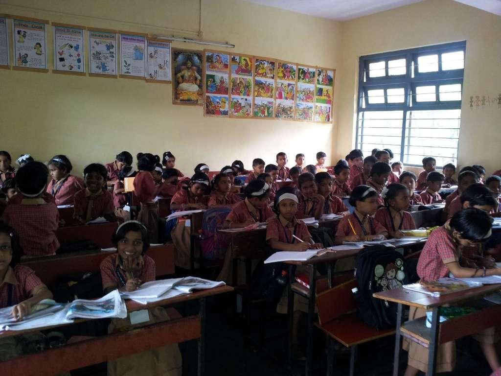 unauthorised schools in mumbai