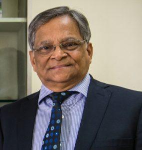 Prof V S Rao, President, NIIT University