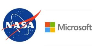 Microsoft partners NASA