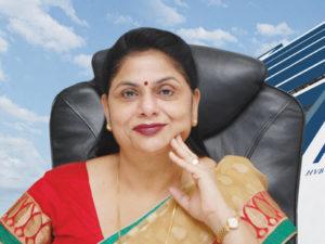 Dr Chandrakanta R Pathak, Principal & CEO, HVB Global Academy