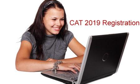 CAT 2019 Registration